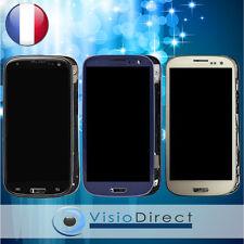 Ecran complet pour Samsung Galaxy S3 i9300 vitre + LCD sur châssis