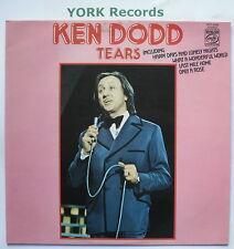 KEN DODD - Tears - Excellent Condition LP Record MFP 50308