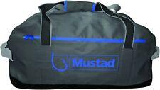 Mustad Mb016 Dry Duffel Bag Waterproof, 50 Liter Dark Grey/Blue