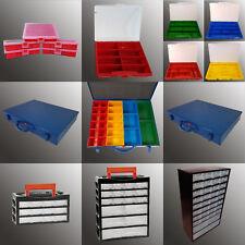 Sortierbox Sortierkoffer Kleinteilemagazin Sortiment Kiste Kleinteile Box Kasten