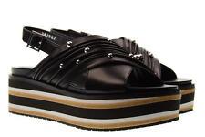 Bruno Premi zapatos de mujer sandalias con plataforma R4502N NEGRO P18s