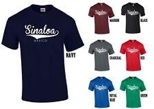 SINALOA MEXICO T-Shirt - Funny Cartel Chapo Tee