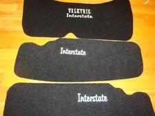 HONDA VALKYRIE INTERSTATE SADDLE BAG & TRUNK LINERS MATS CARPET no chrome