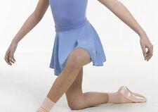 Ragazze istD POLY LAMINATA circolare Ballet Danza Gon na Blu Cielo & Plum