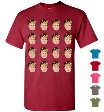 """Donald Trump """"16 Heads"""" T-Shirt Tee, Men Women Kids Tank Long president 2020"""