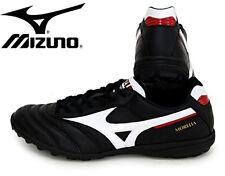 MIZUNO Soccer Futsal Shoes MORELIA TF Q1GB1600 Black X white