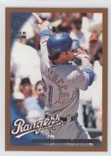 2010 Topps Wal-Mart Value Packs Copper #568 Jarrod Saltalamacchia Texas Rangers