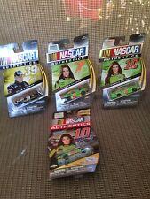 NASCAR 1:64 RYAN NEWMAN,DANICA PATRICK, JR MOTOR SPORTS STEWART HASS 2012,2013