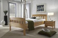Dico Komfortbett 420 Massivholzbett buche eiche Bettgestell massiv Seniorenbett