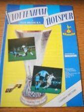 07/11/1984 Tottenham Hotspur v Club Brugge [UEFA Cup] (