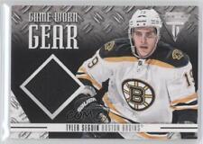 2012-13 Panini Rookie Anthology Titanium Game Worn Gear #GG-TS Tyler Seguin Card