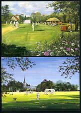 CRICKET THÈME VIERGE CARTES - Angleterre Cendres Test Sussex