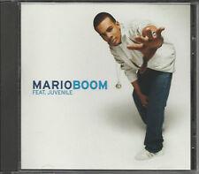 MARIO Boom RARE REMIX PROMO DJ CD Single & MP3 Juvenile