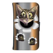 Schutz Hülle Handy Tasche Case Schale Book Etui Cover Bumper Motiv DESIGN 296