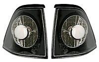 2 CLIGNOTANT AVANT BMW SERIE 3 E36 BERLINE COMPACT NOIR