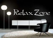 Wandtattoo Relax Zone FZ1465