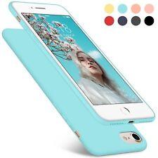Ultra SLIM funda fina para iPhone 7/8 plus celular protección case back cover