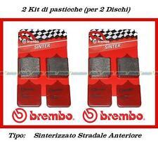 Pastiglie Freno Brembo SINT Ant (2KIT) Ducati S4R-MV AUGUSTA F4-KTM LC 07BB05SA