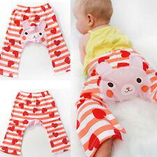 Baby Busha Flare Toddler Pants Cute Bunny Animal Legging Infant Boy Girl 6m - 4T
