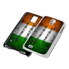 Bandera irlandesa Conor McGregor teléfono caso para iPhone 4 5 6 iPod iPad Galaxy S4 S5 S6