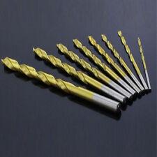 Ø3~4.9mm Metric HSS Titanium-plated Twist Drill Bit Electrical Spiral Drill Tool
