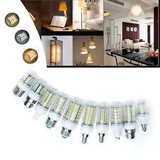 Led Maïs Ampoule E27 E14 B22 G9 220V 12V 24V 5730 SMD Blanc Lampes HOL209 Gb