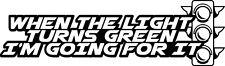 Fast n Furious Drag Street Race Decal Sticker. USA Seller
