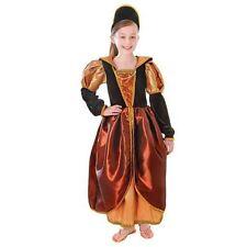 Les FILLES DE BRONZE Tudor Queen Anne Boleyn Princesse Médiévale Costume Robe fantaisie