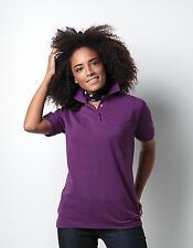 Damen Klassic Polo Shirt Superwash 60°/ Öko-Tex | Kustom Kit