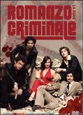 Romanzo criminale. Stagione 1 (2008) DVD