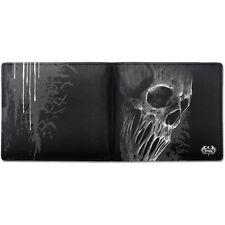 SPIRAL Direct BAT MALEDIZIONE-Bifold Portafoglio con RFID Blocco e Gift Box/Teschio