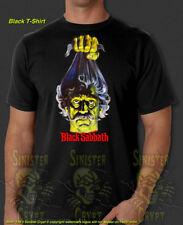 Black Sabbath 1963 horror movie cult classic Boris Karloff New T-Shirt S-6XL