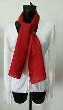 Foulard seta a righe donna Vari colori Made in Italy OMA06