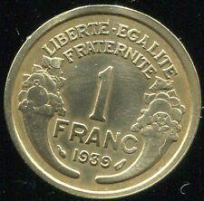 1 FRANC  MORLON 1939
