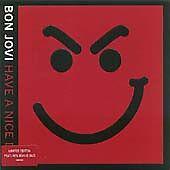 Bon Jovi - Have A Nice Day (CD + DVD) [Digipak] (2005) {CD Album} 0814-CB