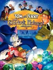 Tom And Jerry Meet Sherlock Holmes DVD