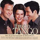 Three to Tango by Original Soundtrack (CD, Nov-1999, Atlantic) NEW
