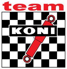 TEAM KONI Sticker