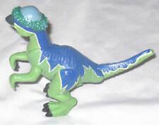 "Green Blue 8"" Standing w Motion Dinosaur"