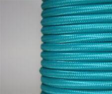 Textilkabel Stoffkabel 3-adrig vreschiedene Farben TOP
