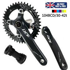IXF 104bcd MTB Bike Crankset 170mm Arm Crank BB Chainring Chainset Chainwheel