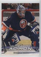 2003-04 In the Game Action #338 Garth Snow New York Islanders Hockey Card