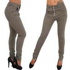 Boyfriend Jeans Skinny Hose Hüftjeans Stretchjeans Pants Jeggings 34-46