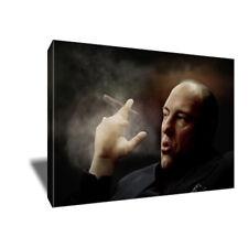 James Gandolfini in The Sopranos TONY SOPRANO Cigar Poster CANVAS Art Painting