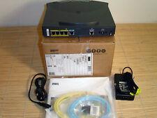 NEU Cisco 837-S-K9-64 Router 64MB RAM ADSL POTS NEW OPEN BOX