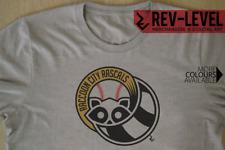 Resident Evil 'Raccoon City Rascals' Baseball Team T-Shirt - Video Game Sports