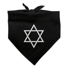 Star of David Jewish Israel Ancient Religion Symbol Dog Pet Bandana