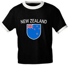 Laender T-SHIRT Gr. S M L XL XXL Shirts Neuseeland  NEW ZEALAND 76117