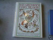 1979 Book Kate Greenaway Family Treasury LOOK