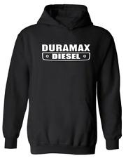 DURAMAX DIESEL logo HOODIE trucker HOODIE mechanic HOODIE powerstroke HOODIE
